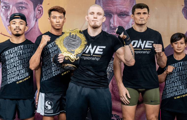 ONE: Reign Of Valor Open Workout Highlights and Photos