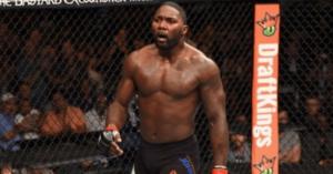 UFC Anthony 'Rumble' Johnson