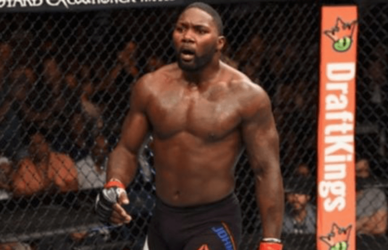 UFC: Anthony Johnson Details The Inspiration For His Comeback
