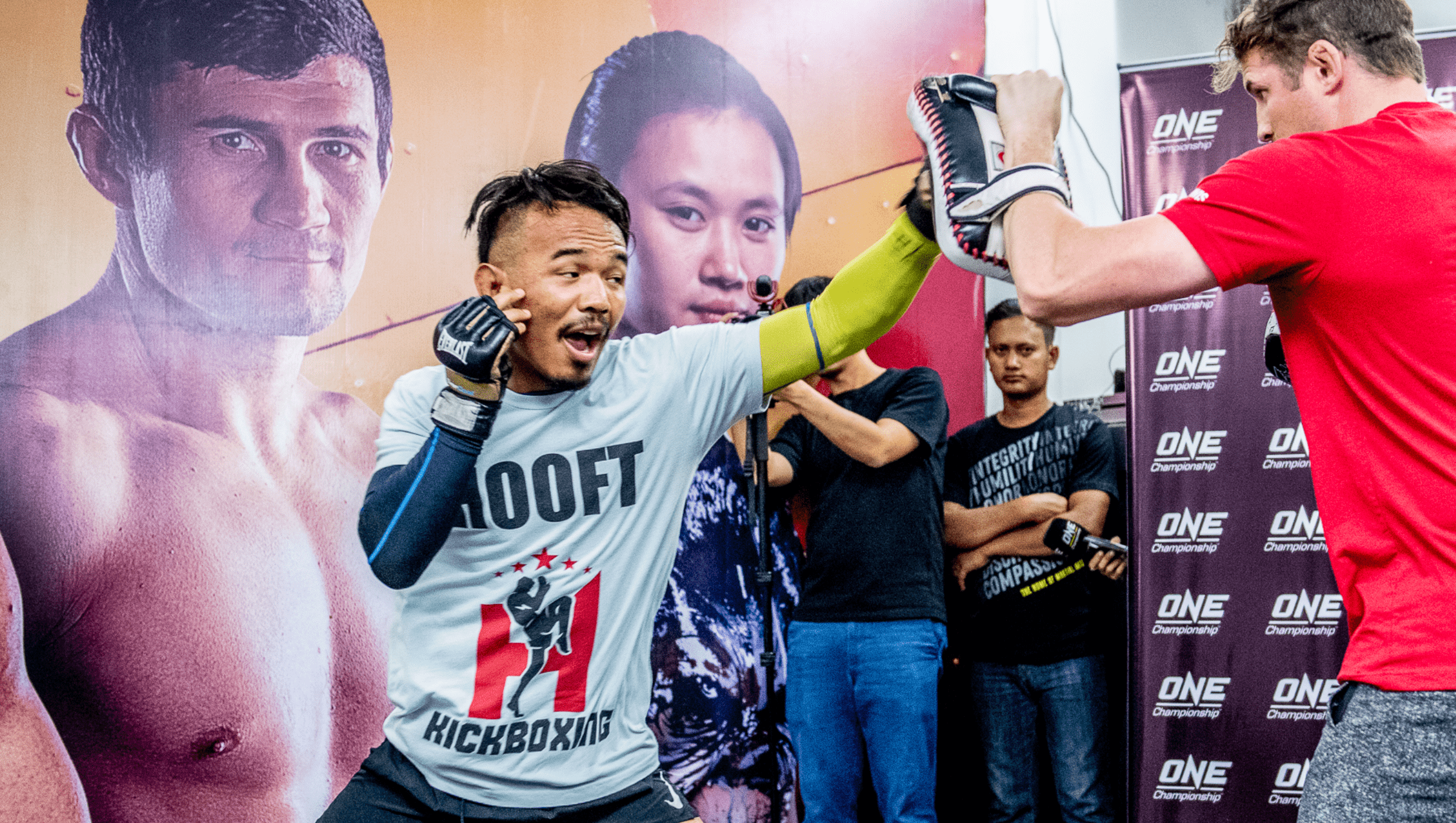 Myanmar's Tial Thang Expects Quick Finish In ONE Debut Friday Night