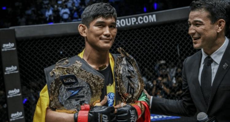 ONE Championship, Aung La N Sang