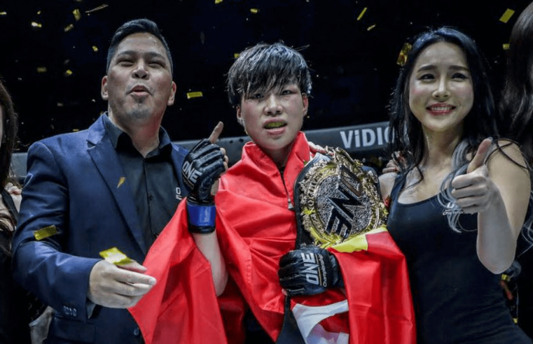 Xiong Jingnan Is Predicting A KO Win Over Tiffany Teo