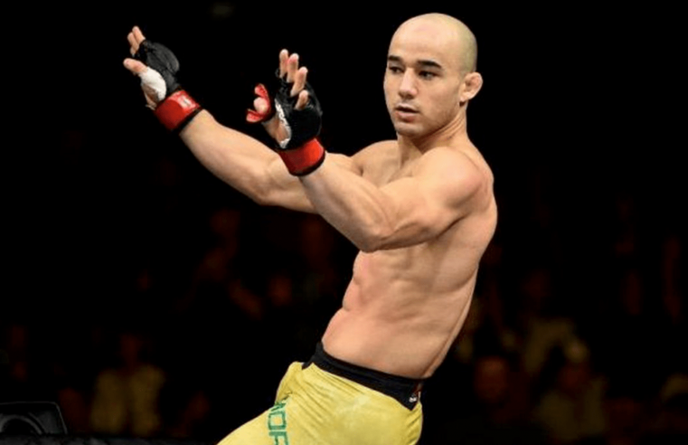 Moraes Thinks He Knows Why Sterling Hasn't Been Given Title Shot Yet