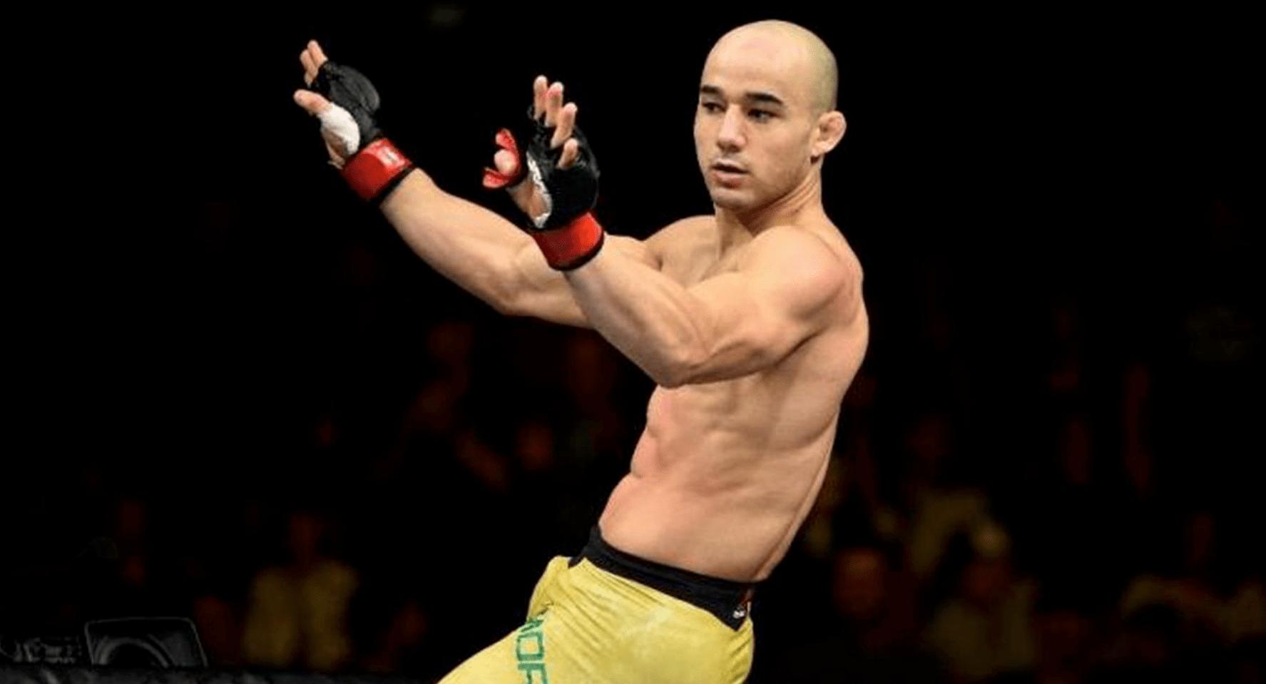 UFC Marlon Moraes