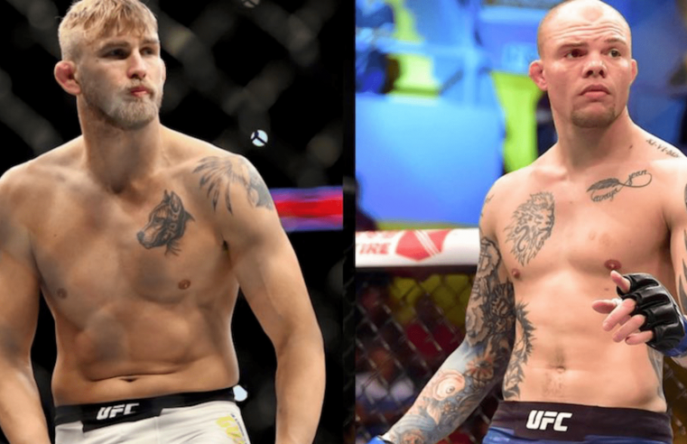 Alexander Guatafsson And Anthony Smith Agree To Fight