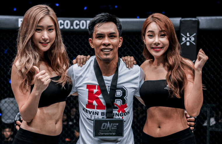 Kevin Belingon 100% Confident Ahead Of Fourth Bibiano Fernandes Bout
