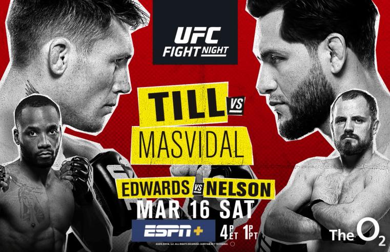 UFC London Pre-Fight Videos