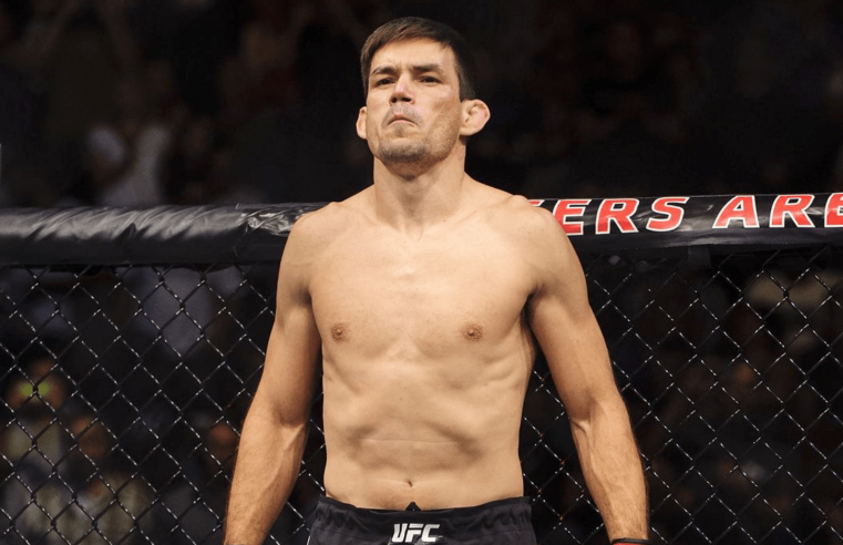 Demian Maia Hopes Masivdal Wins UFC Belt, Wants To Fight Him Again Before Retirement