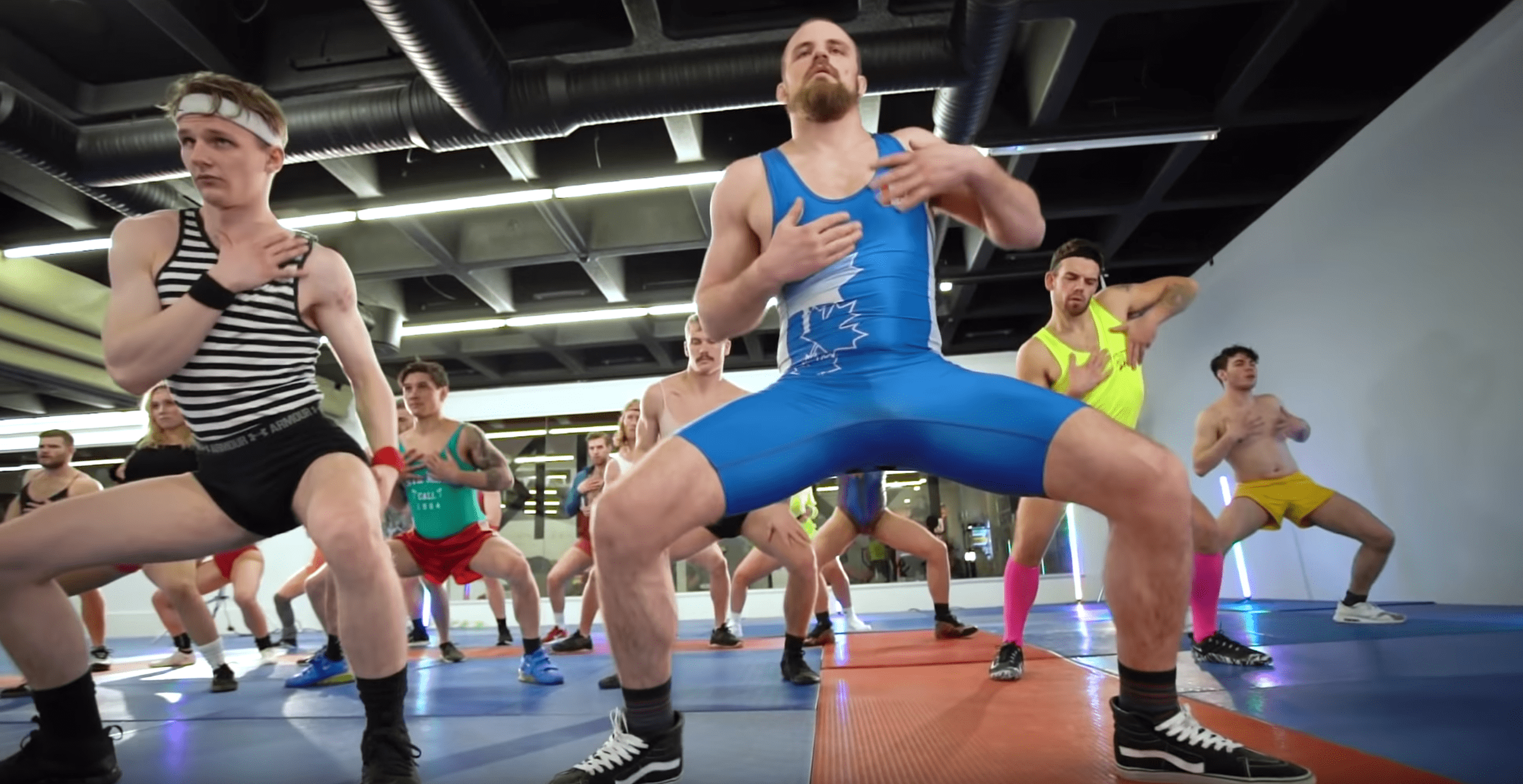 Gunnar Nelson Dances In 'Call On Me' Spoof Video