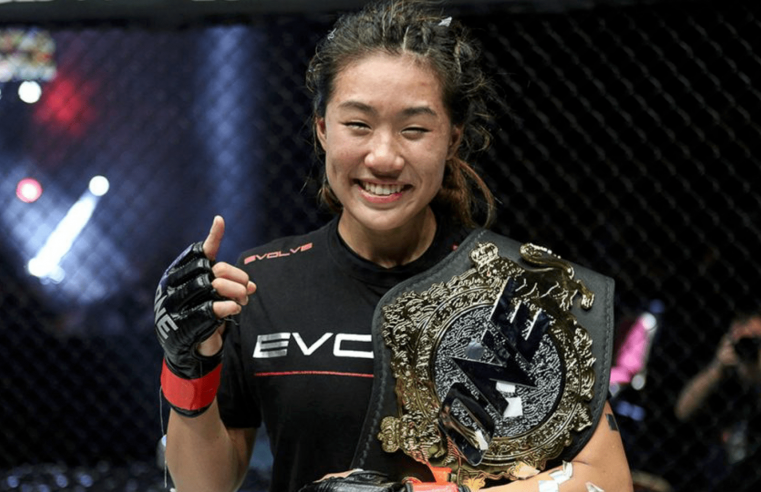 Angela Lee Discusses Denice Zamboanga And Stamp Fairtex Matchups