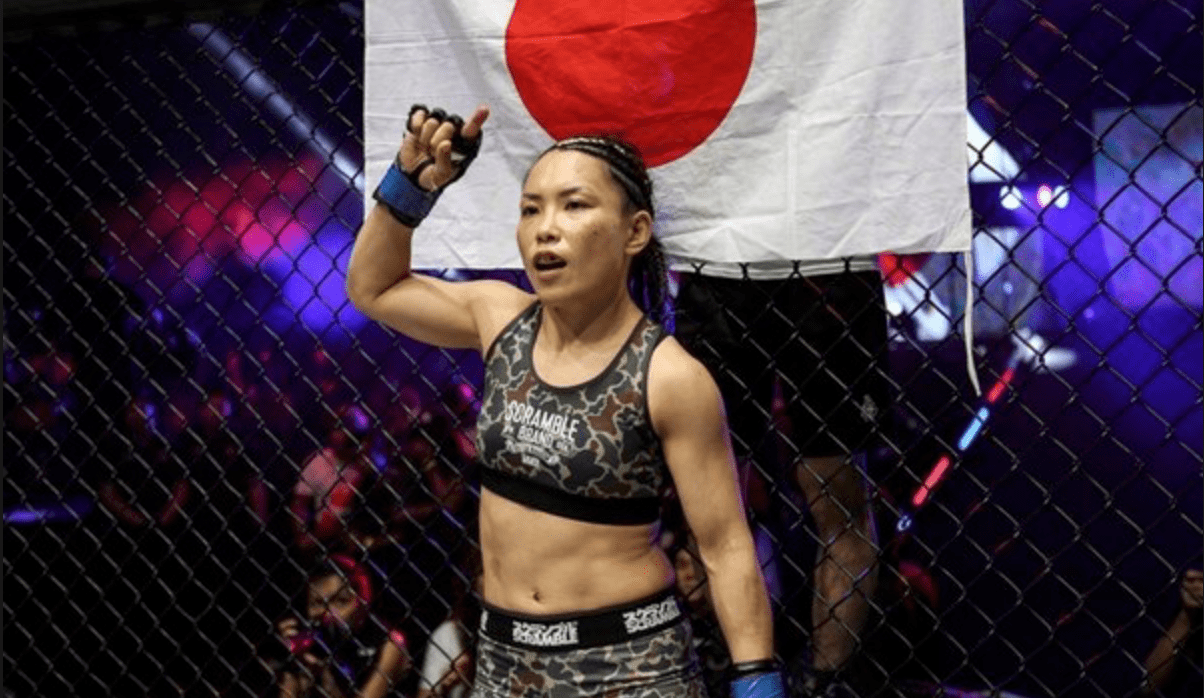 Mei Yamaguchi Excited To Compete On Home Soil At ONE: A New Era
