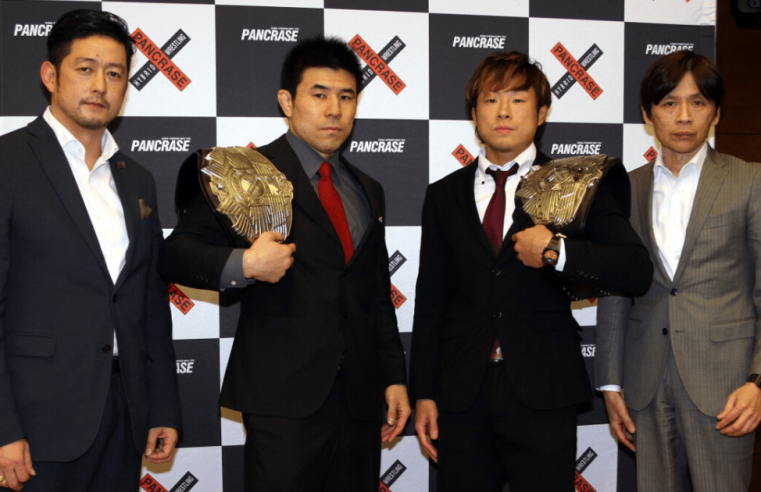 ONE Championship And Pancrase Announce Exclusive Partnership