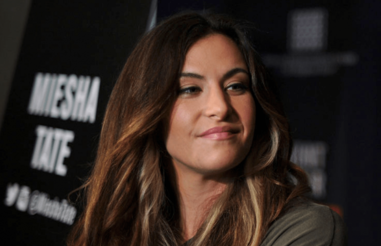 Miesha Tate Officially Joins The EVOLVE MMA Team