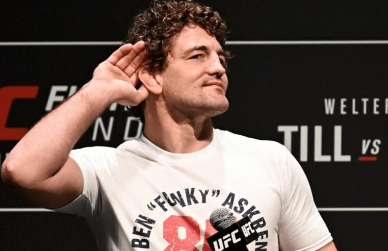 UFC London Pre-Fight Interviews