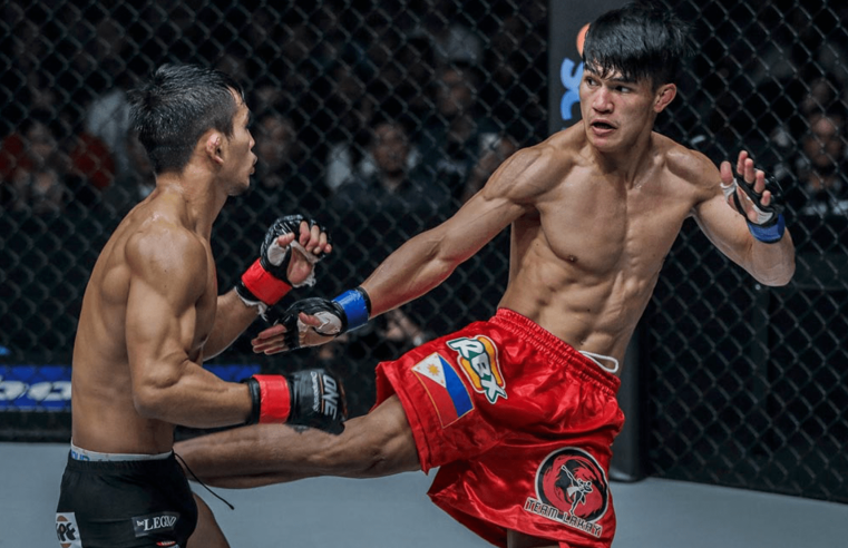 Danny Kingad Is More Than Ready To Face Demetrious Johnson