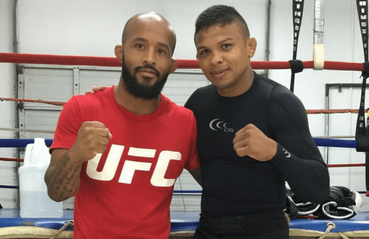 'DJ' May Have To Prepare For ONE Title Fight Without Bibiano Fernandes
