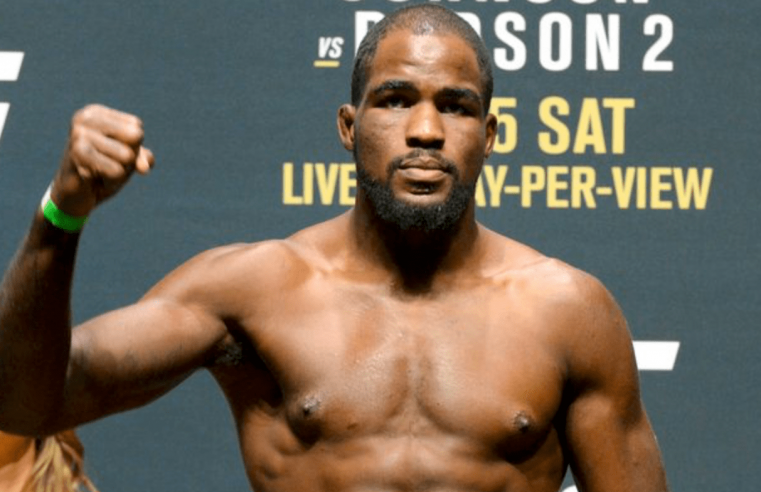 Corey Anderson Passes On Fight With Luke Rockhold