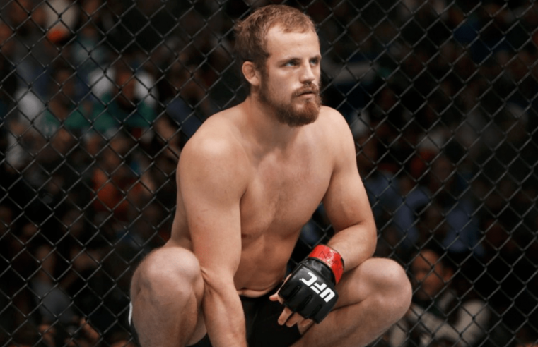 Gunnar Nelson Disappointed With Loss At UFC London