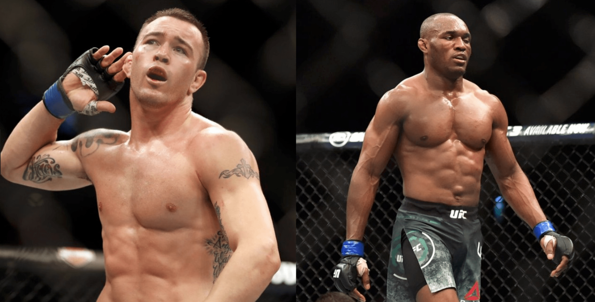 Kamaru Usman Vs Colby Covington In The Works For Ufc 245 Apmma