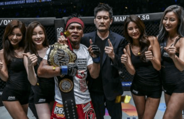 Chatri Sityodtong: Kevin Belingon Will Have To Earn Another Title Shot