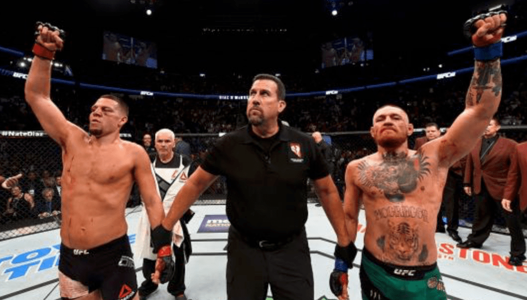 Conor McGregor: Trilogy Fight With Nate Diaz Will Happen