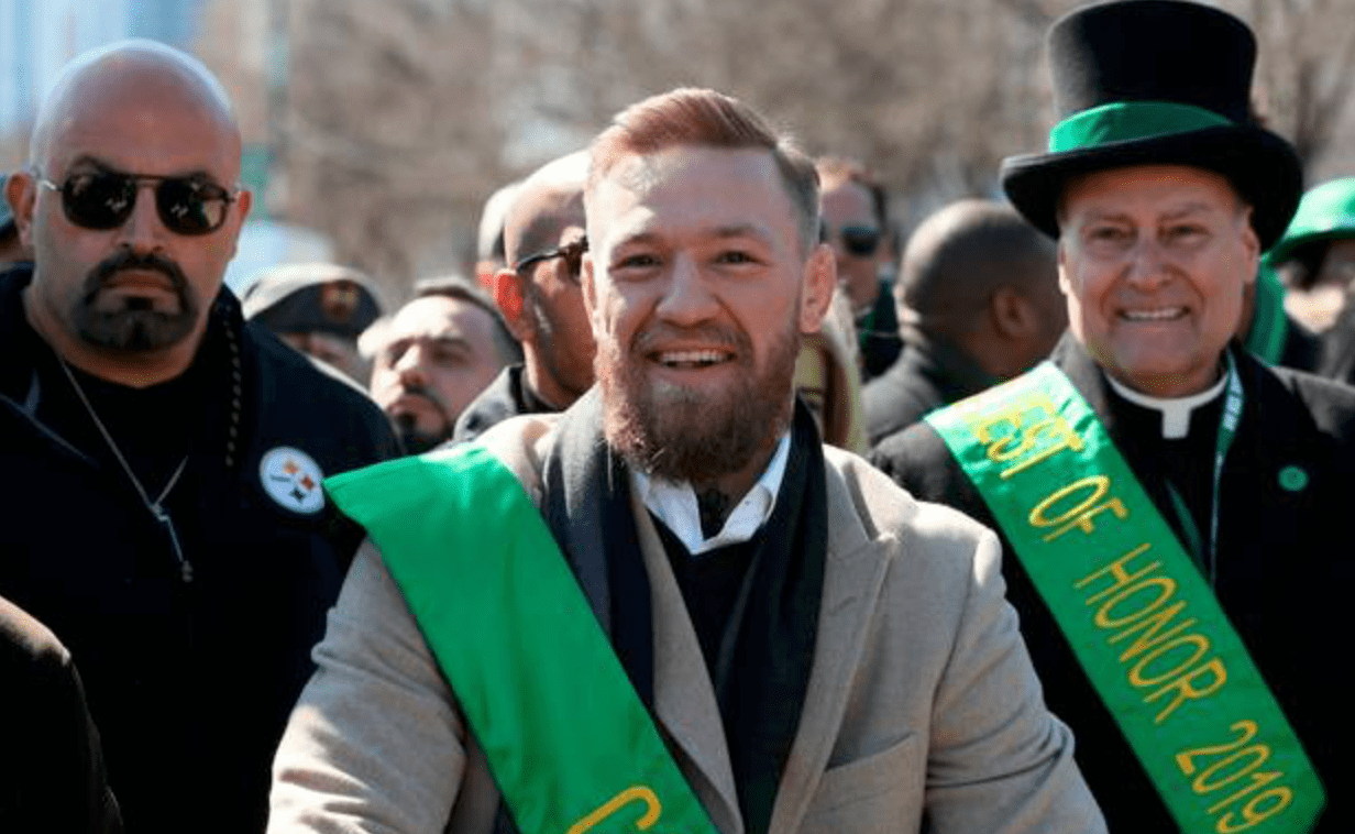Conor McGregor Addresses Ireland In The Wake Of Nationwide Shutdown