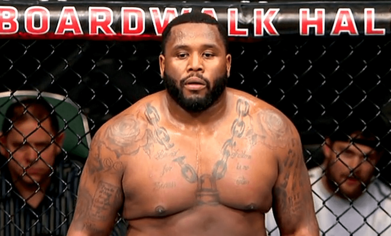 Justin Willis Responds To Curtis Blaydes' Post Fight Comments