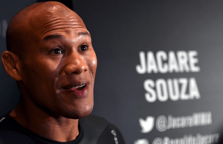'Jacare' Souza Willing To Retire If Yoel Romero Win Doesn't Earn Title Shot