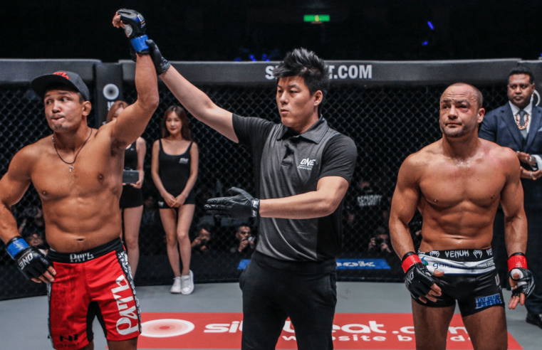 Eddie Alvarez Opens Up About His ONE Championship Debut Loss