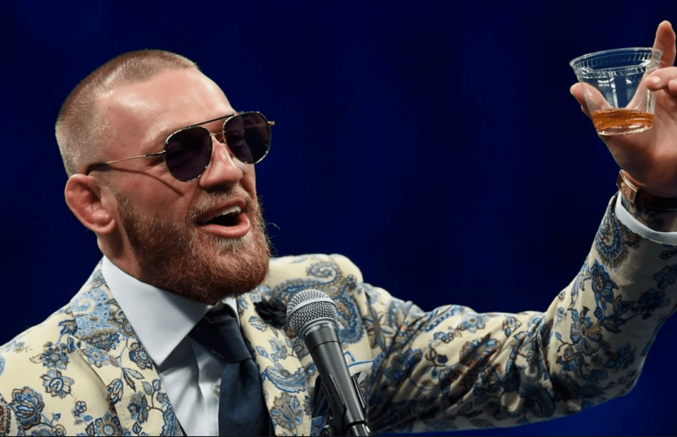 Conor McGregor Goes On Twitter Rant