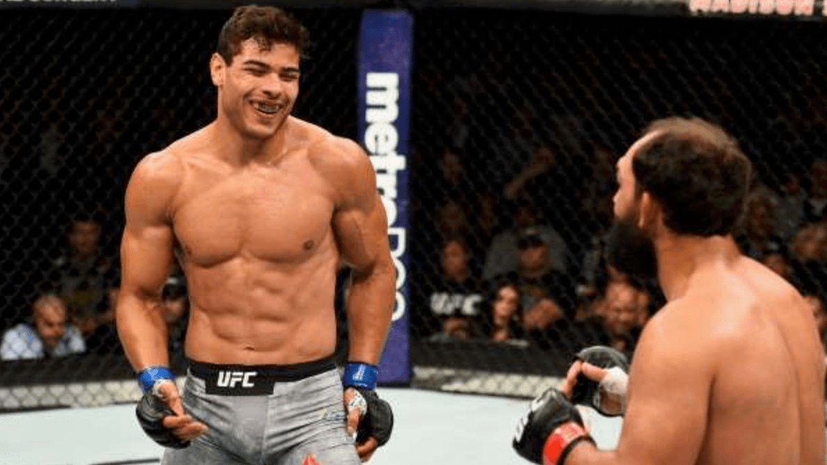 Paulo Costa Slams Jeremy Stephens, Says He Doesn't Deserve To Be In UFC
