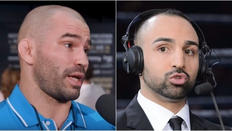 Artem Lobov Goes After Paulie Malignaggi, Says He Can't Make 140 Pounds
