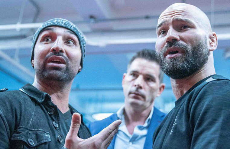 Paulie Malignaggi Offered A Boxing Match Against Artem Lobov