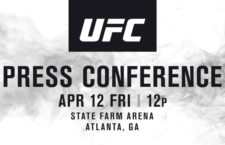 UFC To Host Large Press Conference This Week