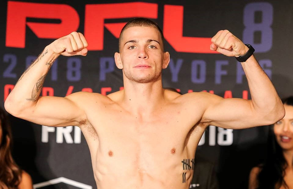 Former UFC Fighters Jeremy Kennedy And Damon Jackson Announced For Upcoming PFL Season