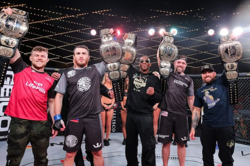 PFL Season 2: Main Cards For First Three Events Revealed