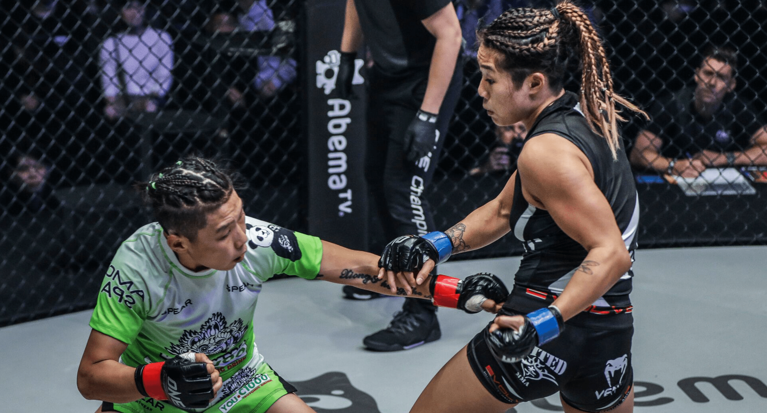 ONE: A New Era, Angela Lee Promises To Come Back Stronger