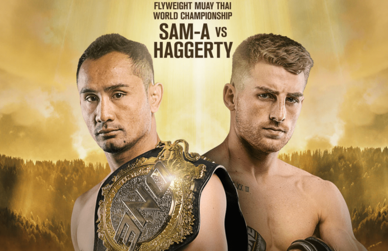 Sam-A Gaiyanghadao To Defend Flyweight Muay Title At ONE: For Honor