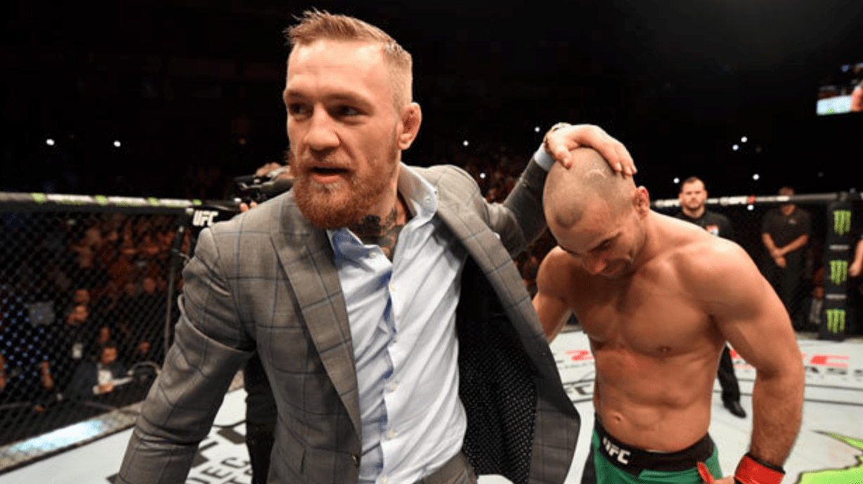Conor McGregor Hits Out At Paulie Malignaggi And Khabib
