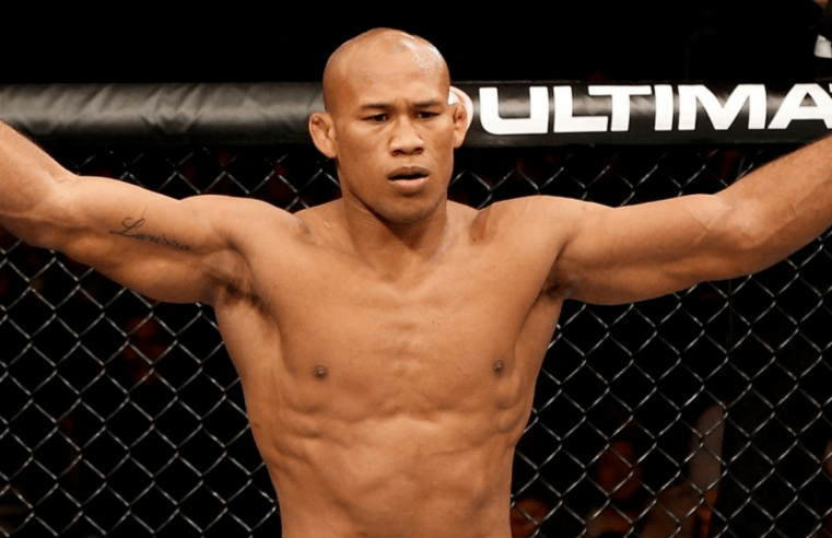 'Jacare' Souza Gets New Opponent For UFC Fort Lauderdale Main Event