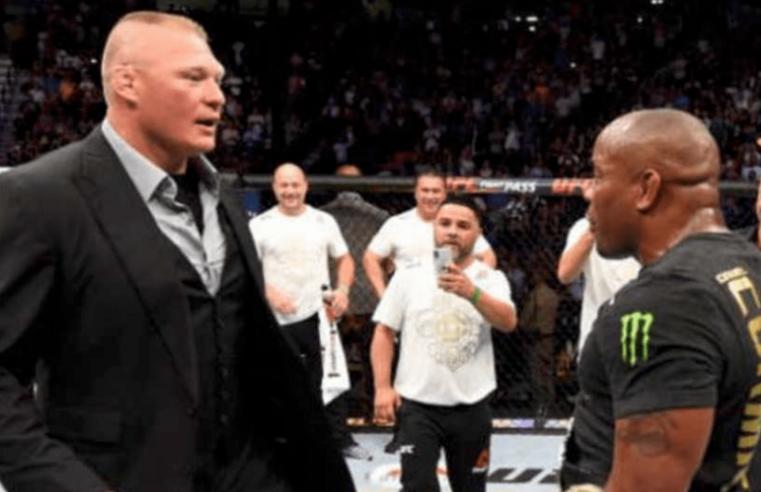 UFC Targeting Daniel Cormier vs Brock Lesnar For UFC 240