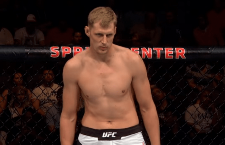 Alexander Volkov Was Removed From Russia Card For Failed Drug Test