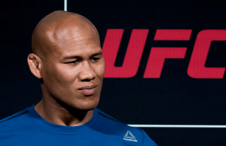 Jacare Souza Has A New Opponent For UFC Fort Lauderdale