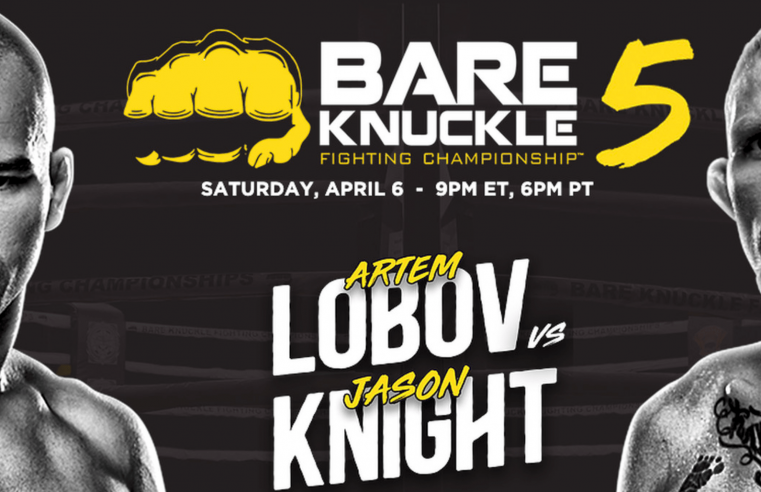 Bare Knuckle Fighting Championship 5 Results