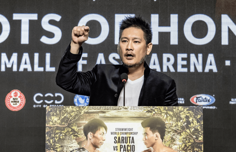 Chatri Sityodtong Talks Upcoming Events, Atomweight Grand Prix & More