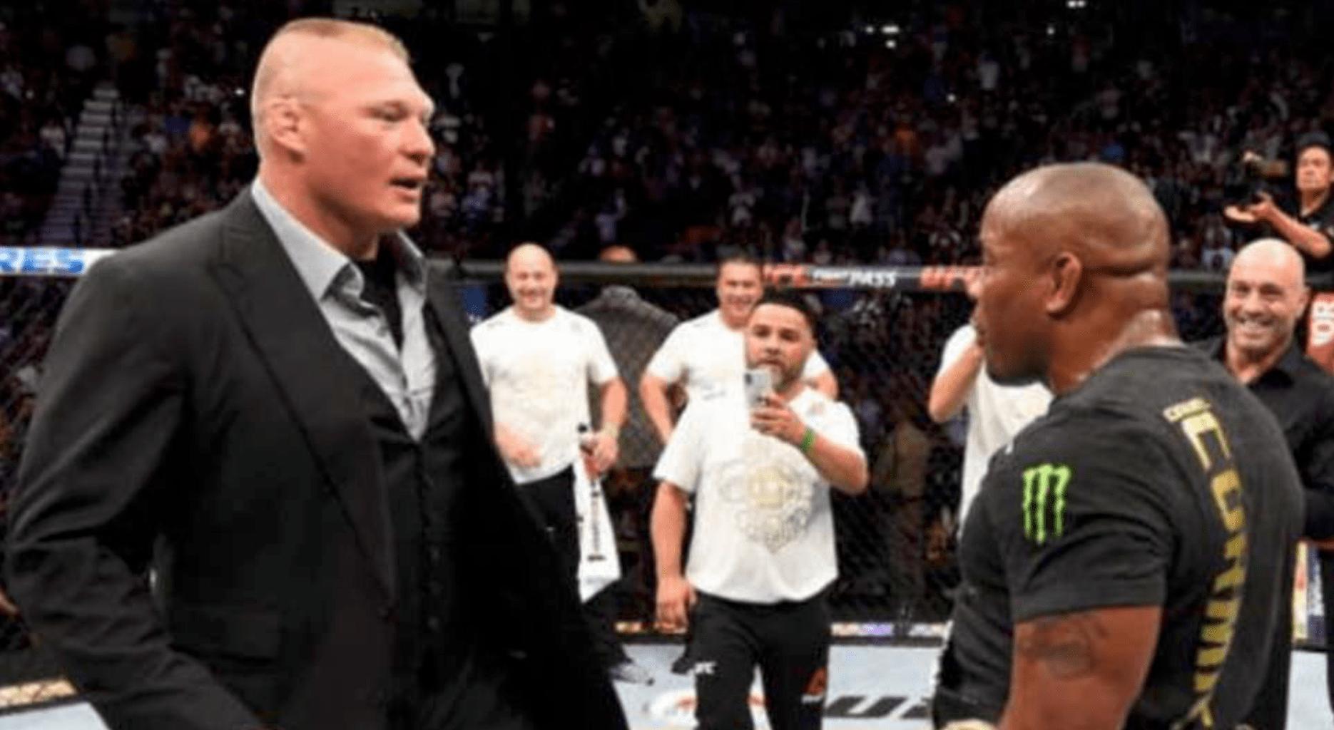 Daniel Cormier Says Brock Lesnar Made The Smart Decision