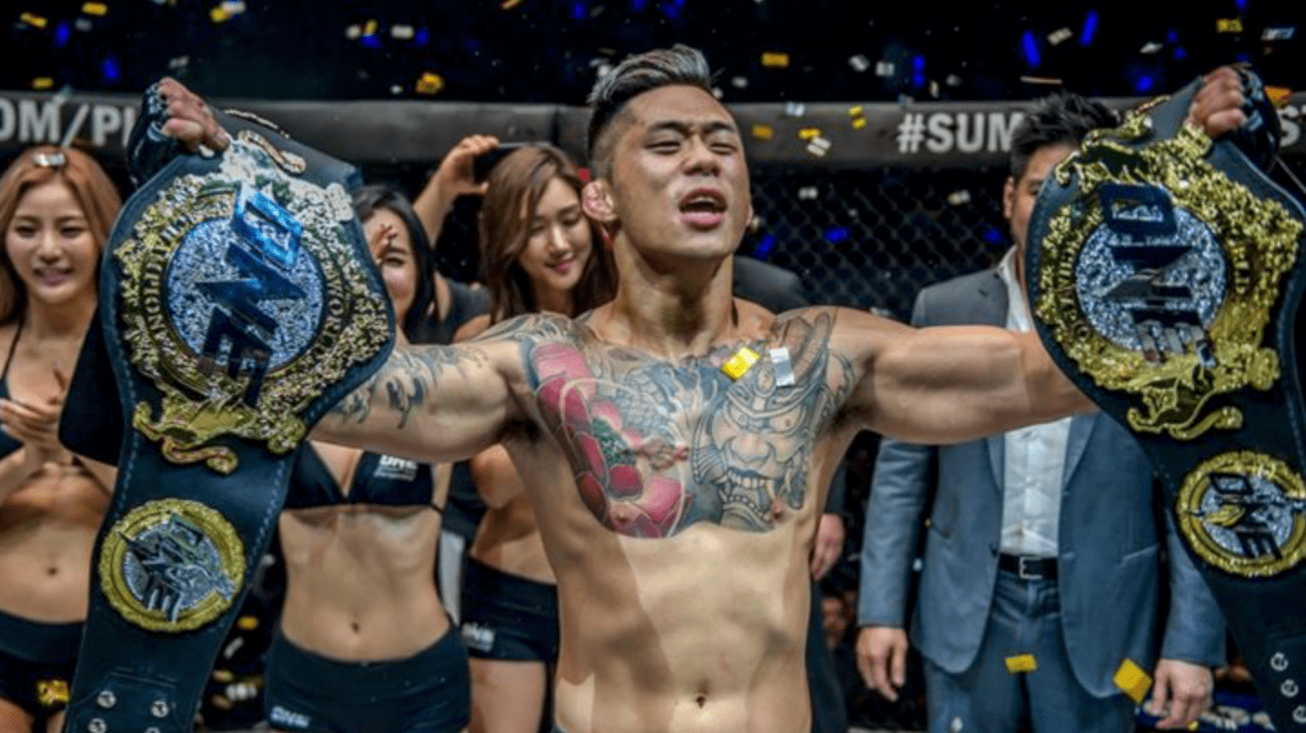 Martin Nguyen Is Prepared To Defend His Title Against The Best