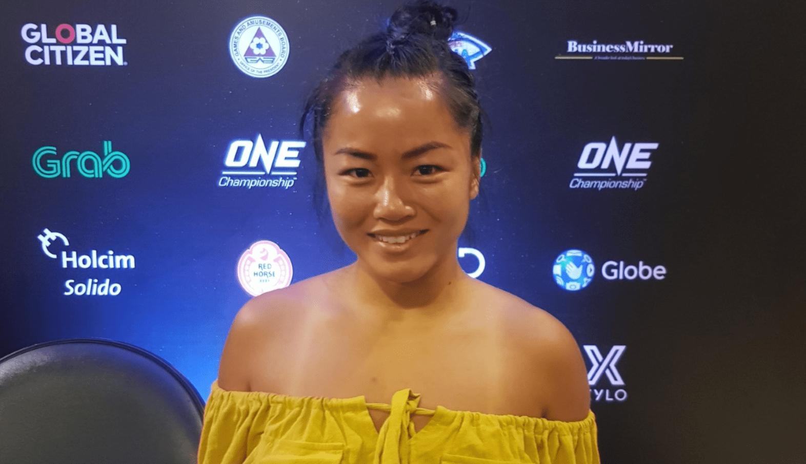 Bi Nguyen Outlines Her Plans After Winning Her ONE Debut
