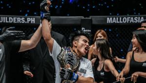 ONE Championship: Roots Of Honor, Joshua Pacio