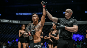 ONE Championship Martin Nguyen ONE: Roots Of Honor